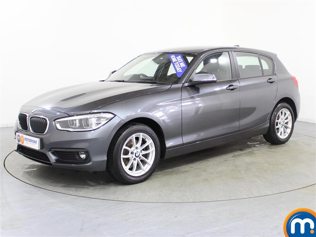 BMW 1 Series SE Business - Stock Number (983790) - Passenger side front corner