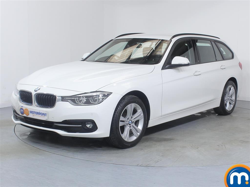 BMW 3 Series Sport - Stock Number (985986) - Passenger side front corner