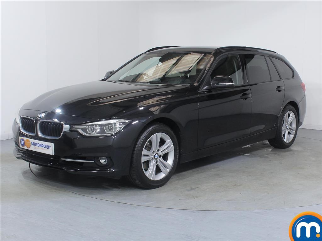 BMW 3 Series Sport - Stock Number (981419) - Passenger side front corner