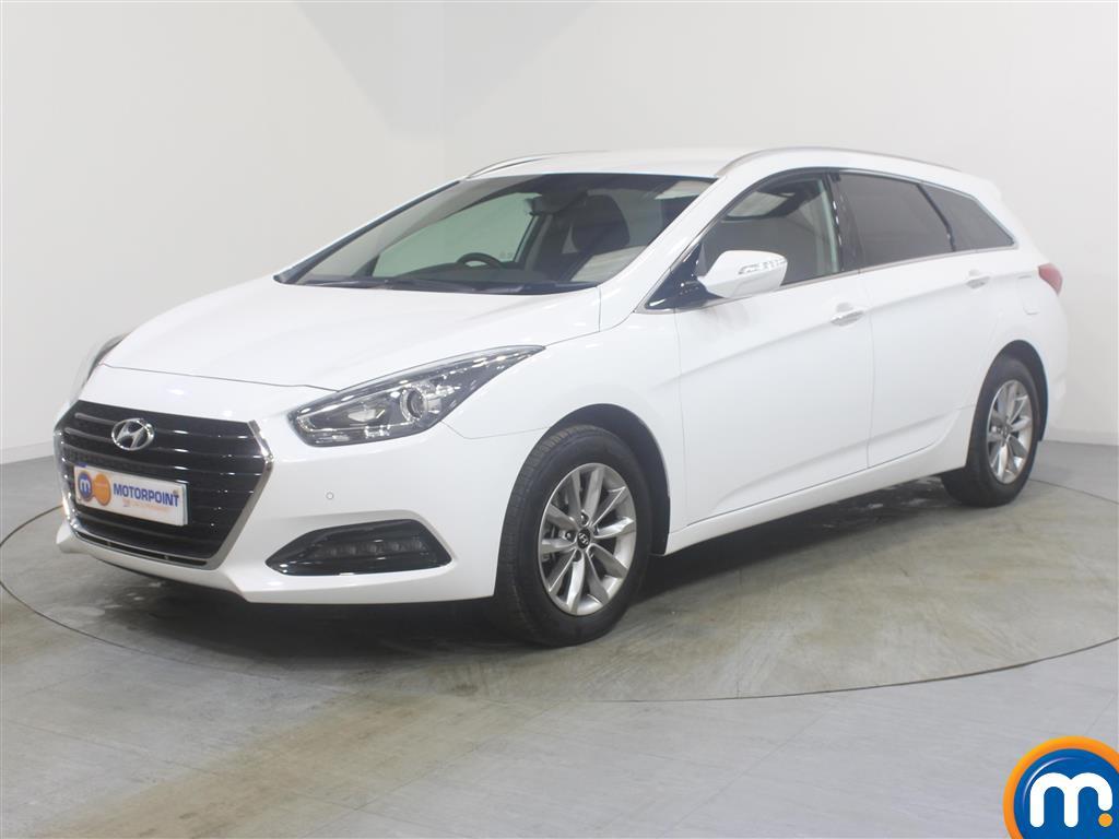 Hyundai I40 SE Nav - Stock Number (984896) - Passenger side front corner