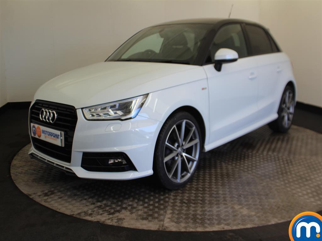 Audi A1 Black Edition Nav - Stock Number (987174) - Passenger side front corner