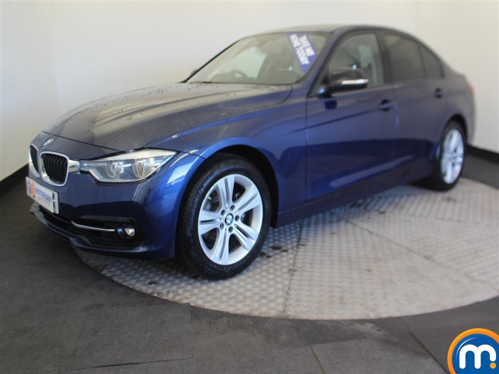 BMW 3 Series Sport - Stock Number (987555) - Passenger side front corner