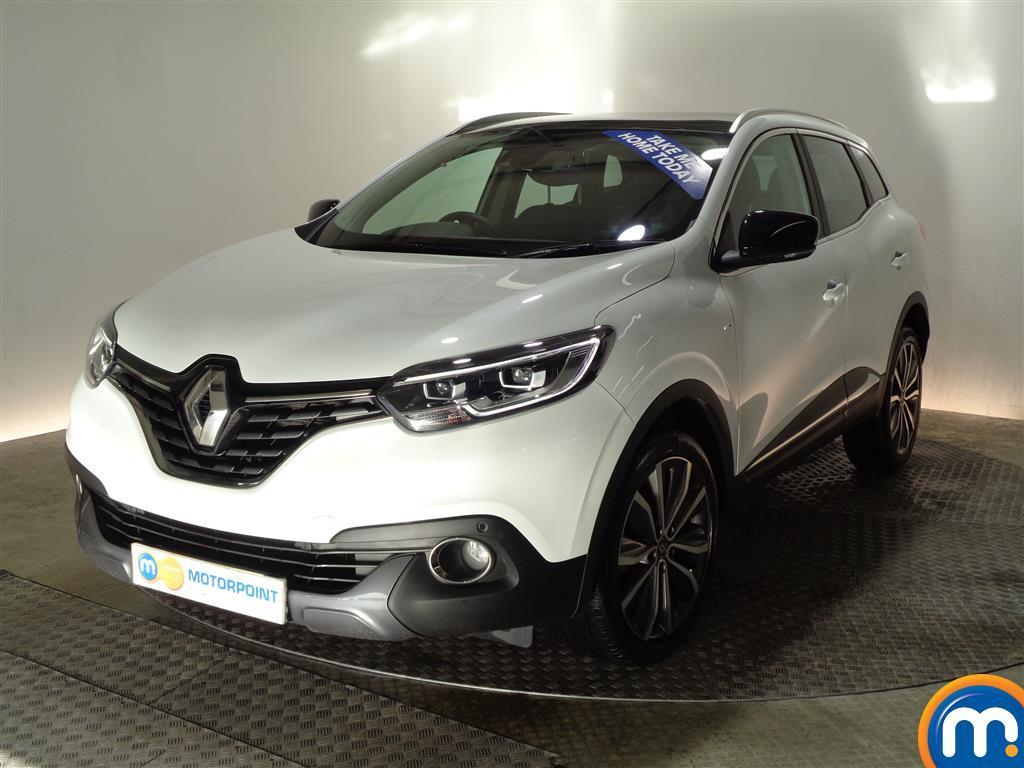 Renault Kadjar Signature Nav - Stock Number (984545) - Passenger side front corner
