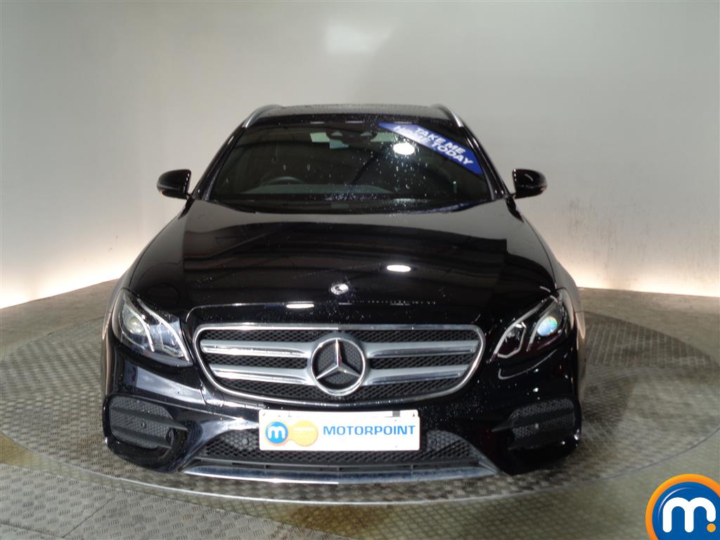 Mercedes-Benz E Class Amg Line Automatic Diesel Estate - Stock Number (983581) - Front bumper