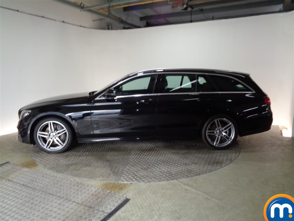 Mercedes-Benz E Class Amg Line Automatic Diesel Estate - Stock Number (983581) - Drivers side