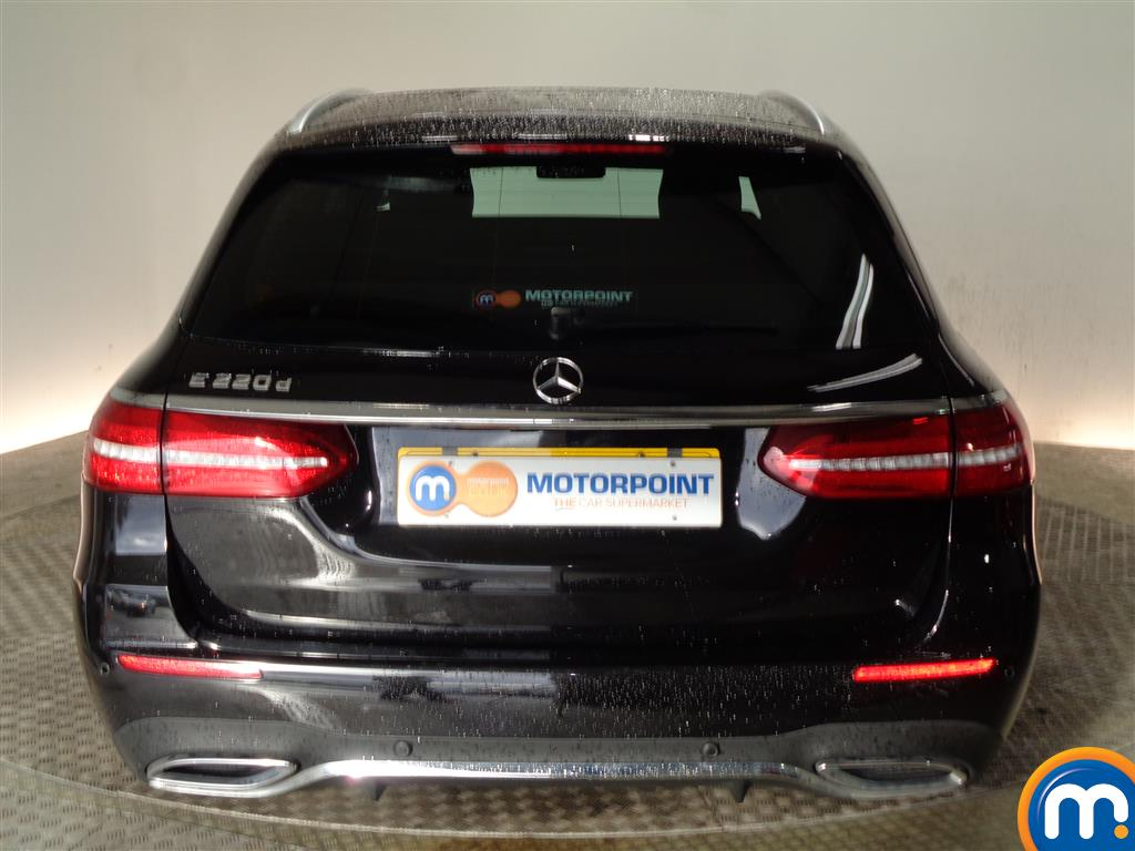 Mercedes-Benz E Class Amg Line Automatic Diesel Estate - Stock Number (983581) - Rear bumper