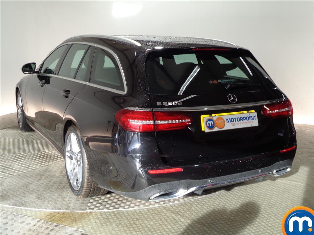 Mercedes-Benz E Class Amg Line Automatic Diesel Estate - Stock Number (983581) - Passenger side rear corner