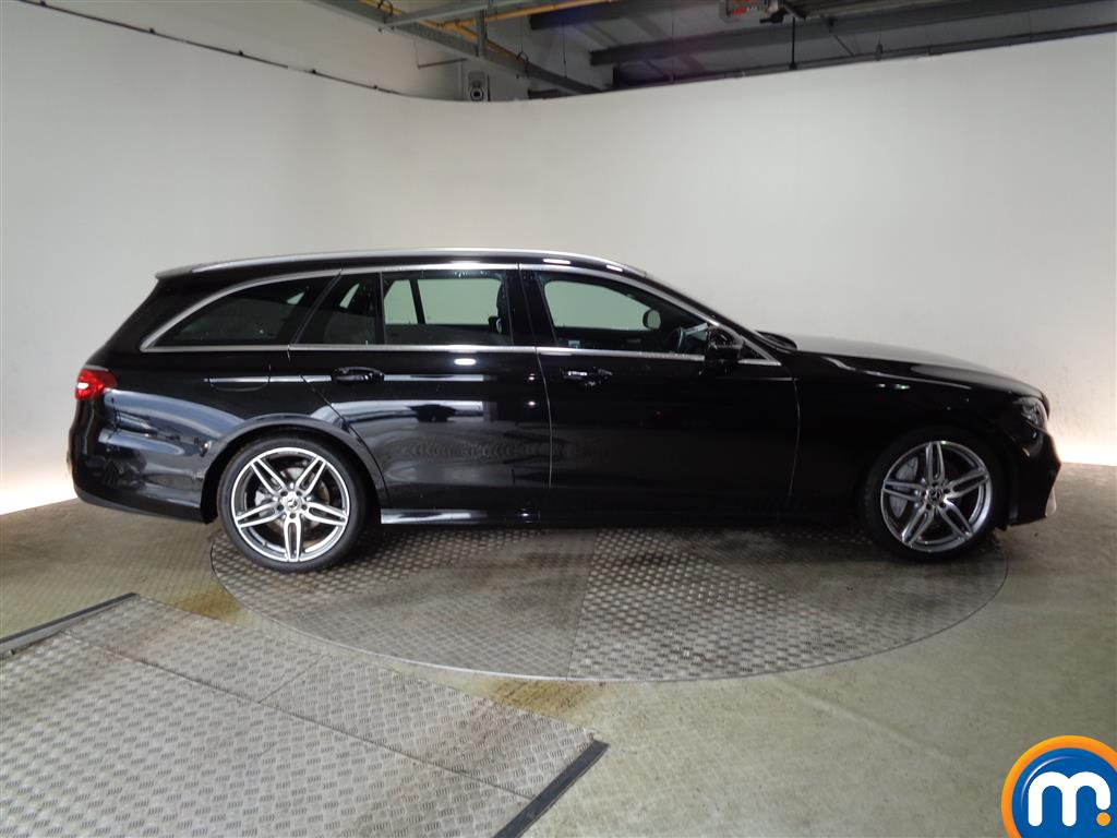 Mercedes-Benz E Class Amg Line Automatic Diesel Estate - Stock Number (983581) - Passenger side