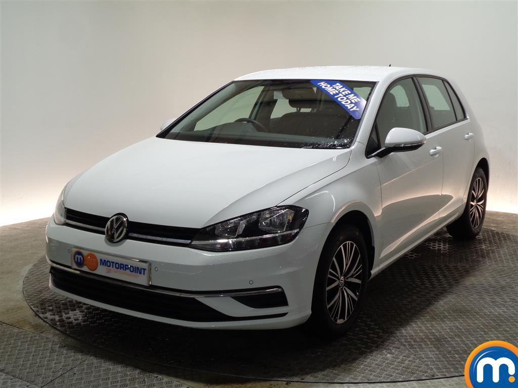 Volkswagen Golf SE - Stock Number (983735) - Passenger side front corner