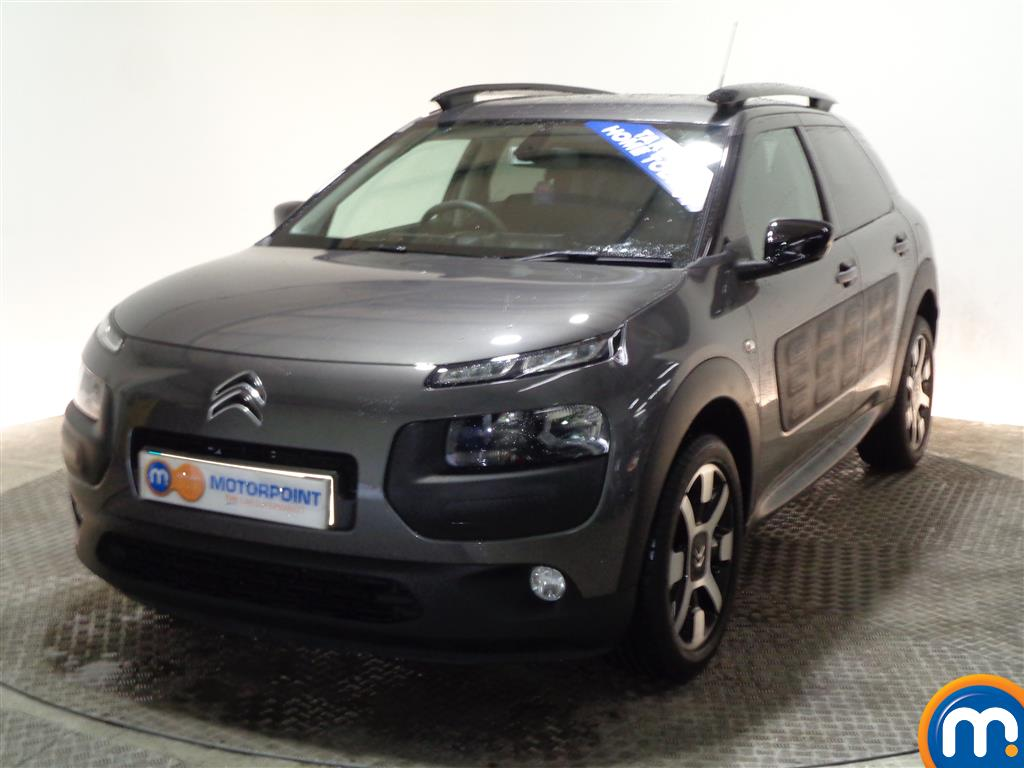 Citroen C4 Cactus Flair - Stock Number (980773) - Passenger side front corner