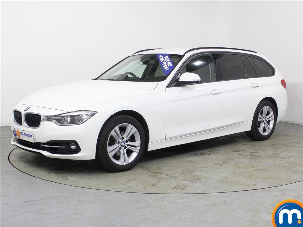 BMW 3 Series Sport - Stock Number (981422) - Passenger side front corner