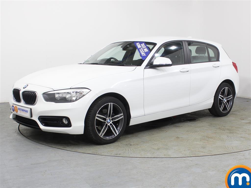 BMW 1 Series Sport - Stock Number (978778) - Passenger side front corner