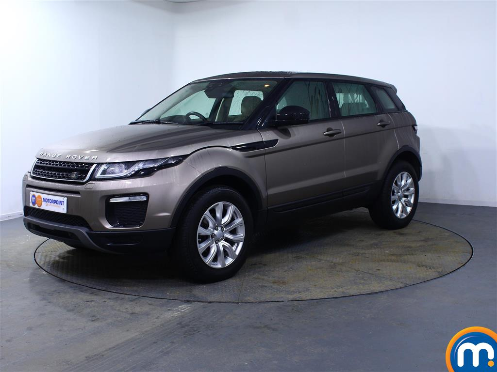 Land Rover Range Rover Evoque SE Tech - Stock Number (989367) - Passenger side front corner