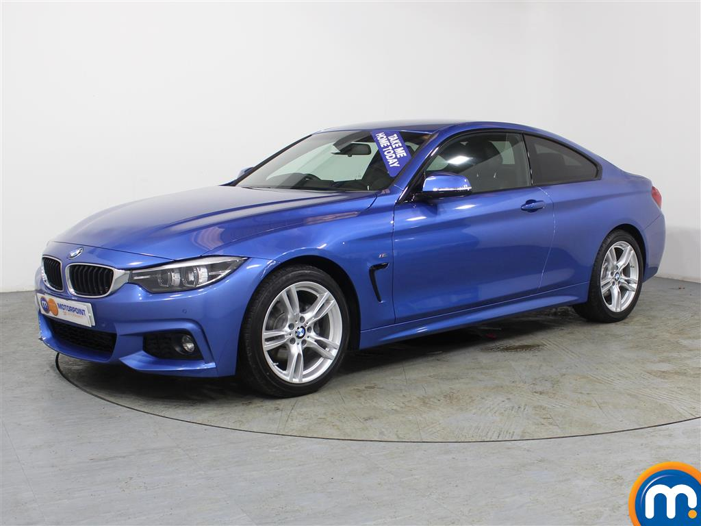 BMW 4 Series M Sport - Stock Number (988724) - Passenger side front corner