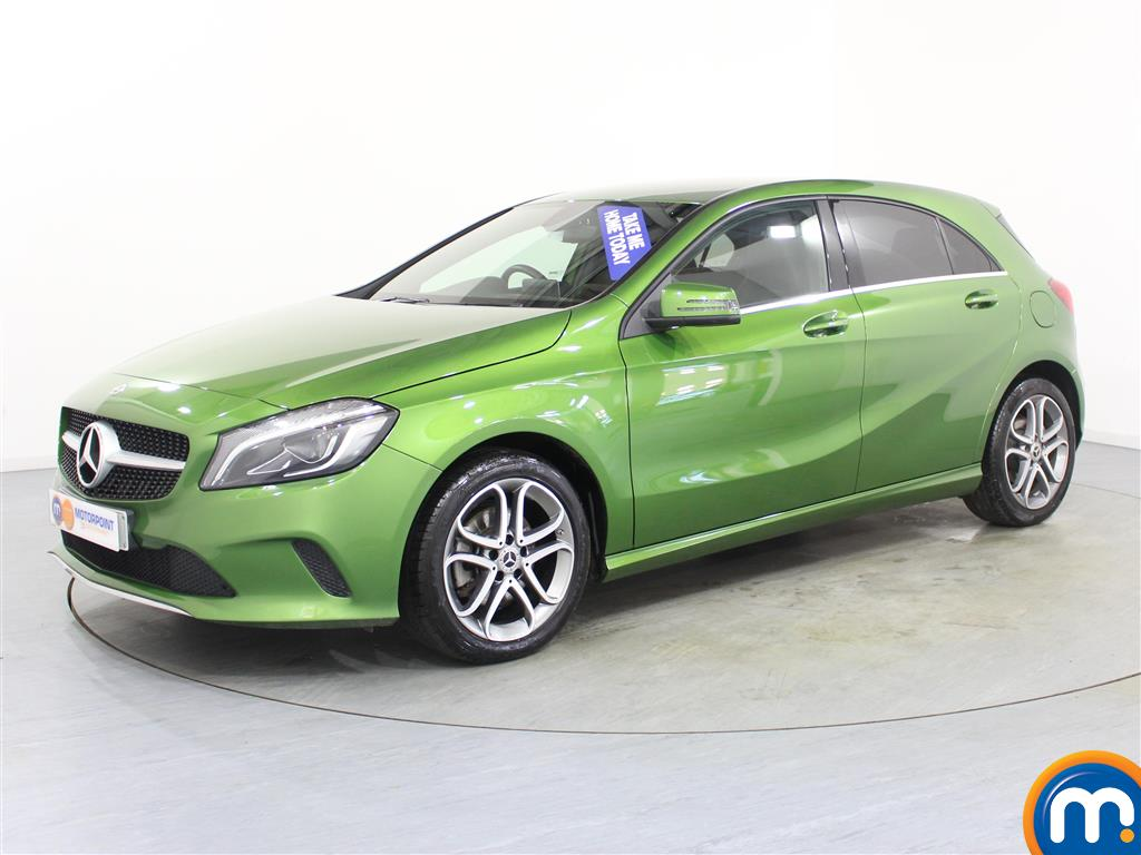 Mercedes-Benz A Class Sport Edition - Stock Number (988036) - Passenger side front corner