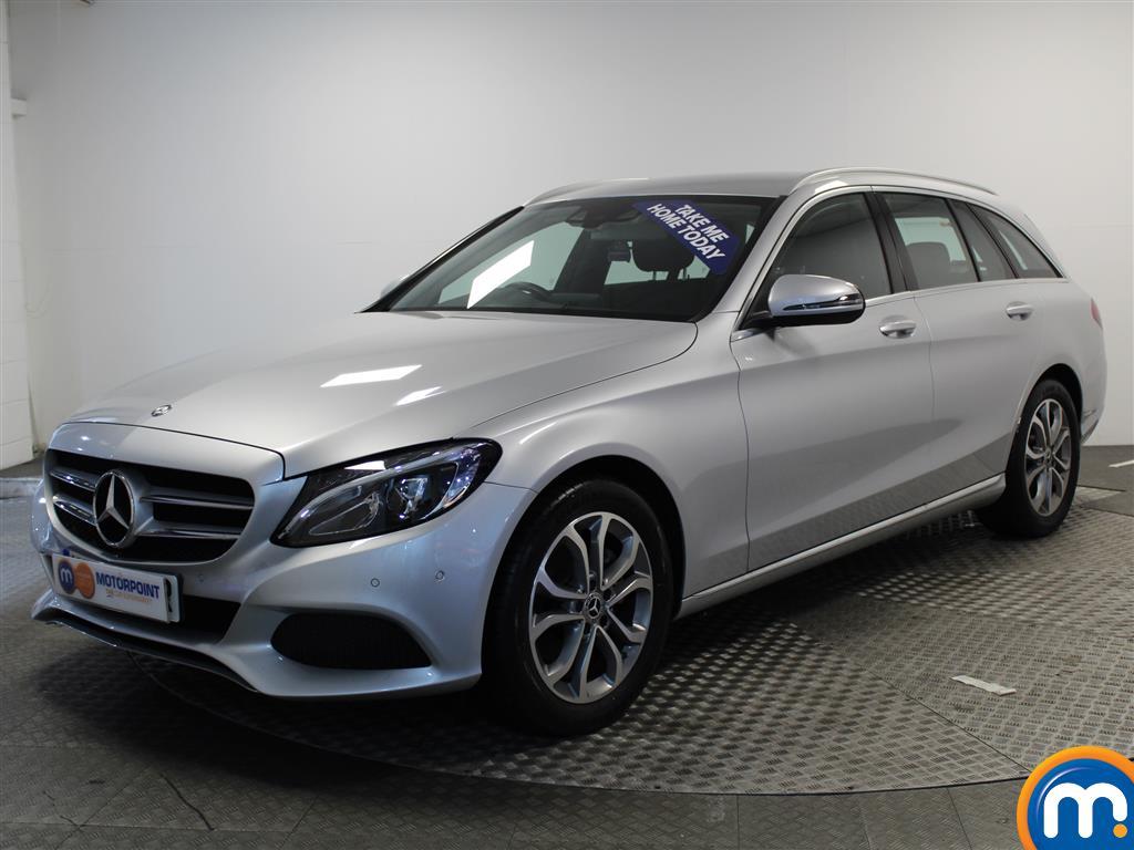 Mercedes-Benz C Class Sport - Stock Number (974347) - Passenger side front corner