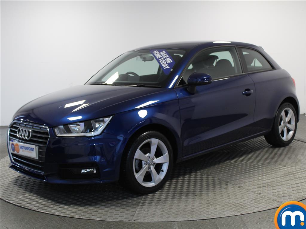 Audi A1 Sport - Stock Number (987909) - Passenger side front corner