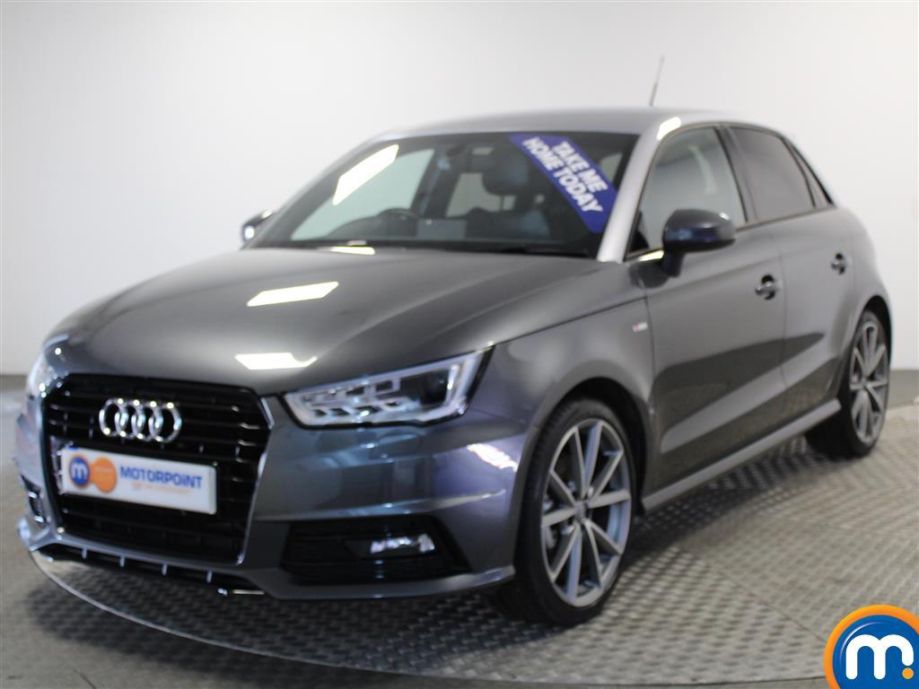 Audi A1 Black Edition Nav - Stock Number (987201) - Passenger side front corner