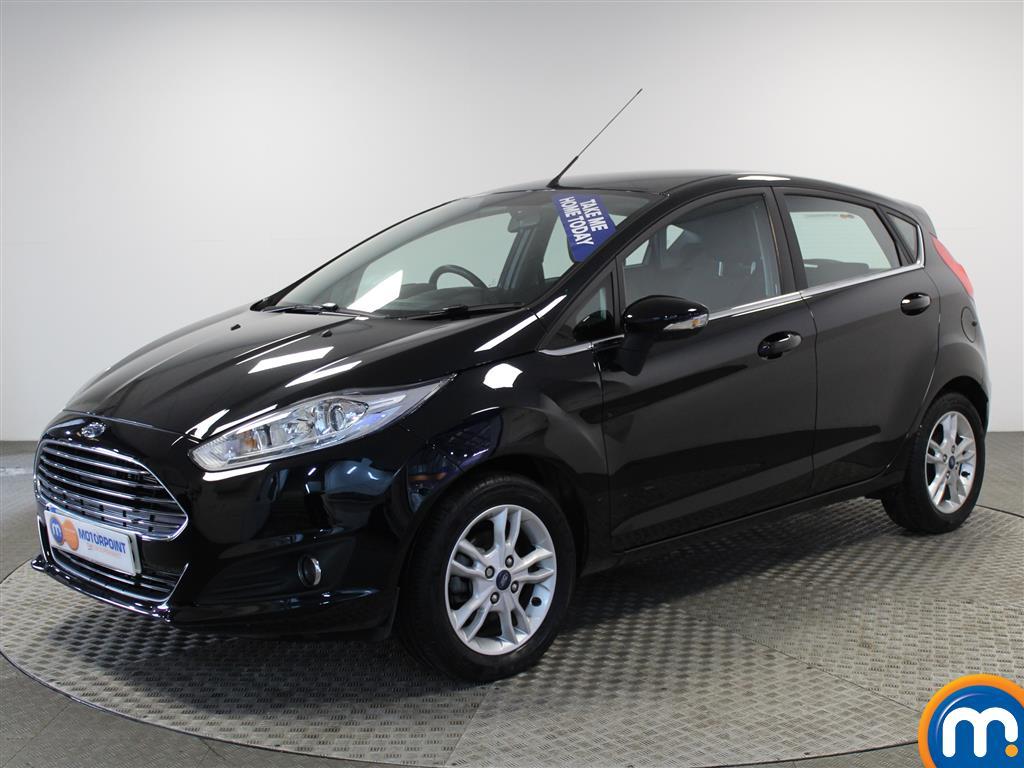 Ford Fiesta Zetec - Stock Number (981114) - Passenger side front corner