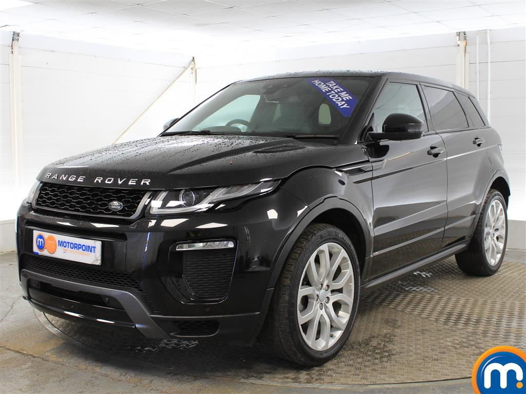 Land Rover Range Rover Evoque HSE Dynamic - Stock Number (988828) - Passenger side front corner
