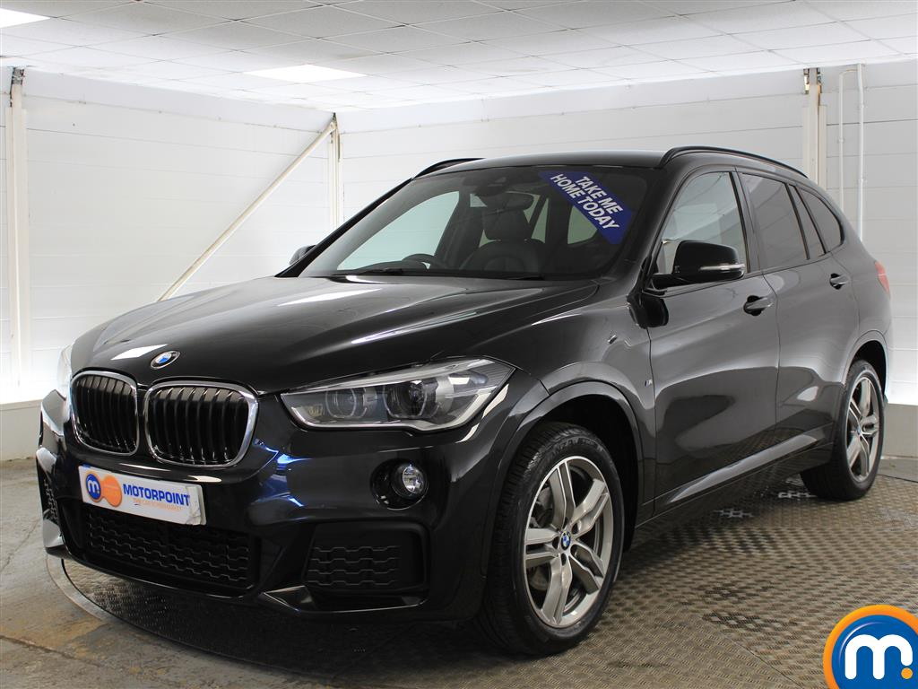 BMW X1 M Sport - Stock Number (985704) - Passenger side front corner