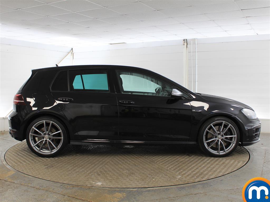 Volkswagen Golf R Manual Petrol Hatchback - Stock Number (988844) - Drivers side
