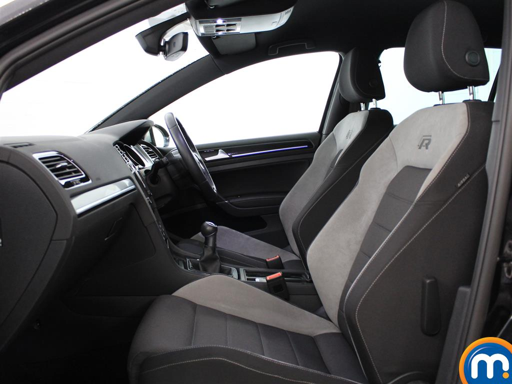 Volkswagen Golf R Manual Petrol Hatchback - Stock Number (988844) - 1st supplementary image