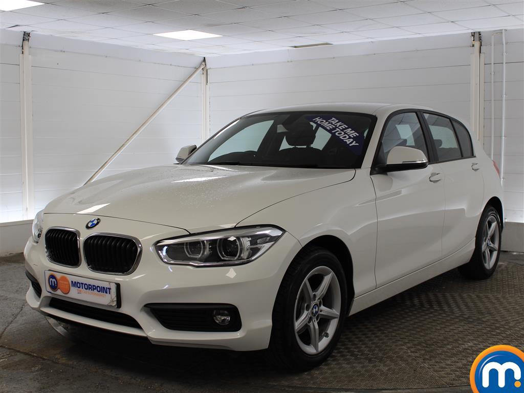 BMW 1 Series SE Business - Stock Number (987953) - Passenger side front corner