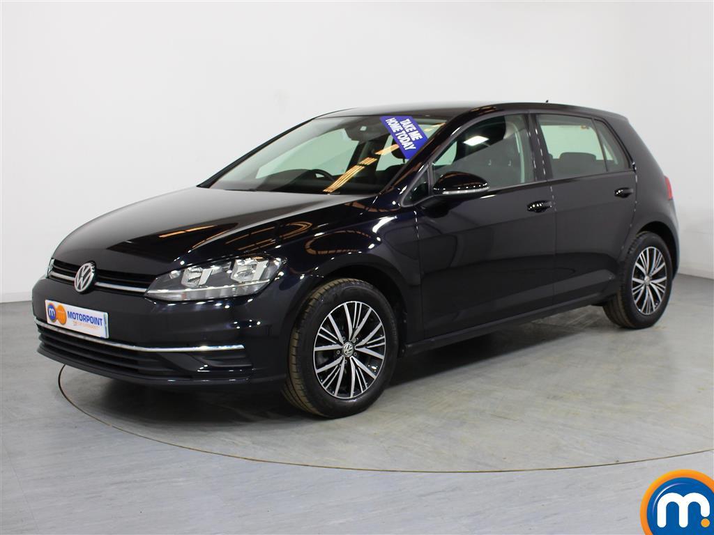 Volkswagen Golf SE - Stock Number (983755) - Passenger side front corner