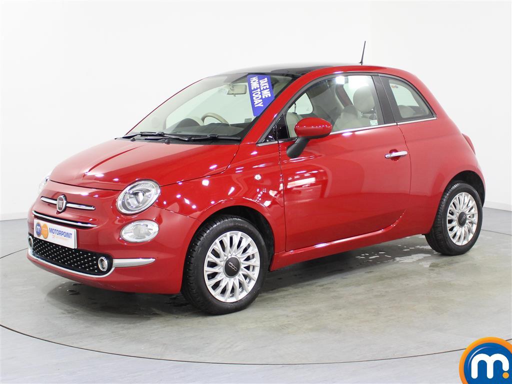 Fiat 500 Lounge - Stock Number (986616) - Passenger side front corner