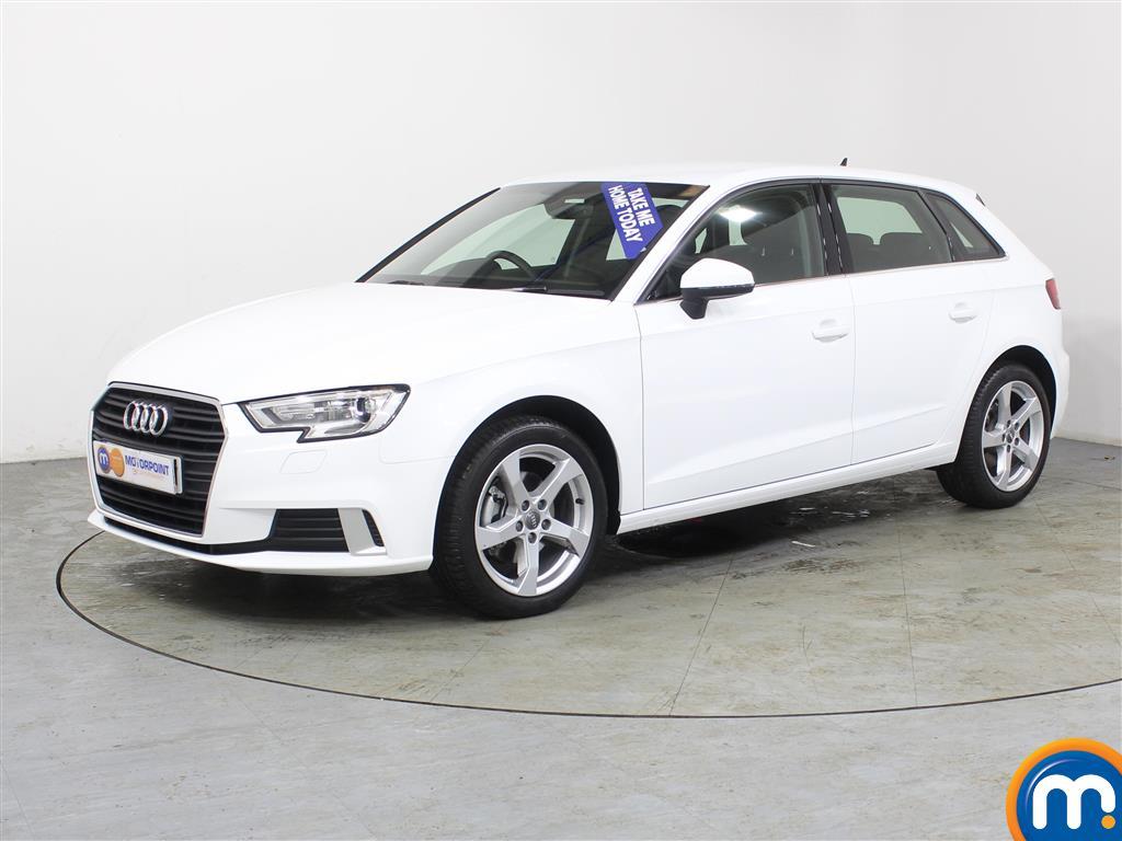 Audi A3 Sport - Stock Number (982762) - Passenger side front corner