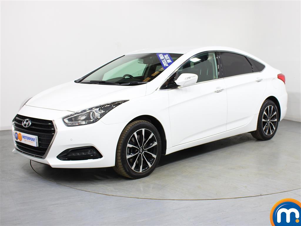 Hyundai I40 SE Nav - Stock Number (984822) - Passenger side front corner