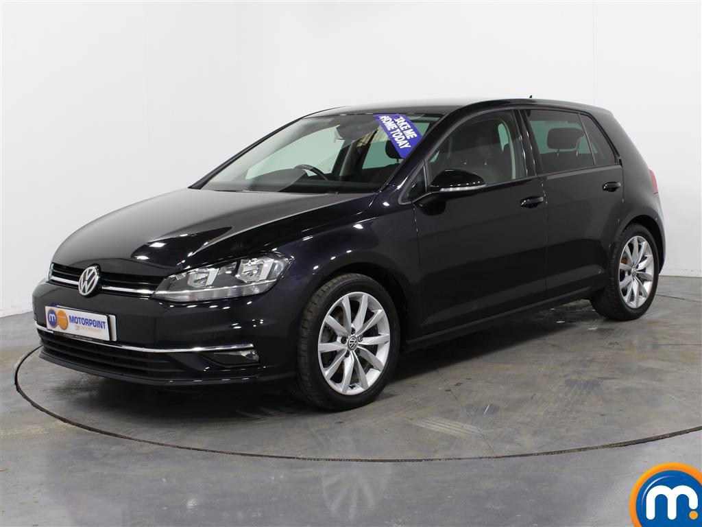 Volkswagen Golf GT - Stock Number (985516) - Passenger side front corner
