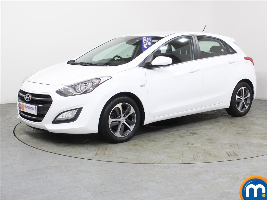 Hyundai I30 SE - Stock Number (975518) - Passenger side front corner