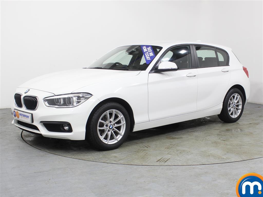 BMW 1 Series SE Business - Stock Number (980982) - Passenger side front corner