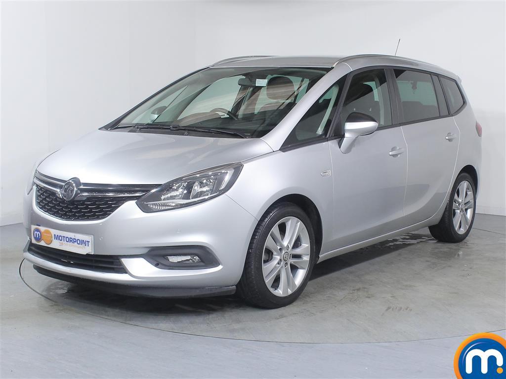 Vauxhall Zafira SRi - Stock Number (980385) - Passenger side front corner