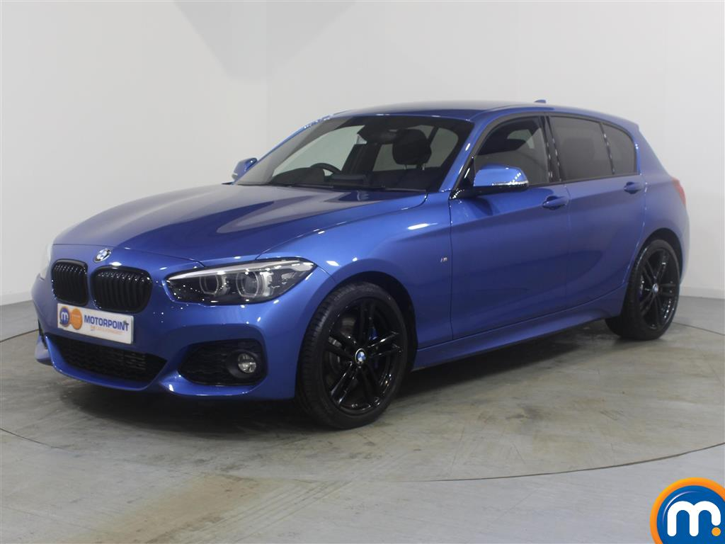 BMW 1 Series M Sport Shadow Edition - Stock Number (988720) - Passenger side front corner