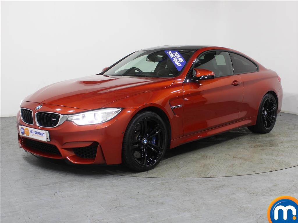BMW M4 M4 - Stock Number (983540) - Passenger side front corner