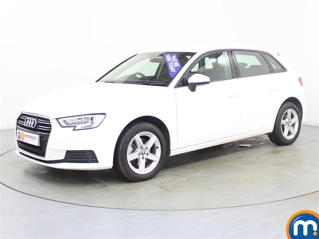 Audi A3 SE - Stock Number (981246) - Passenger side front corner