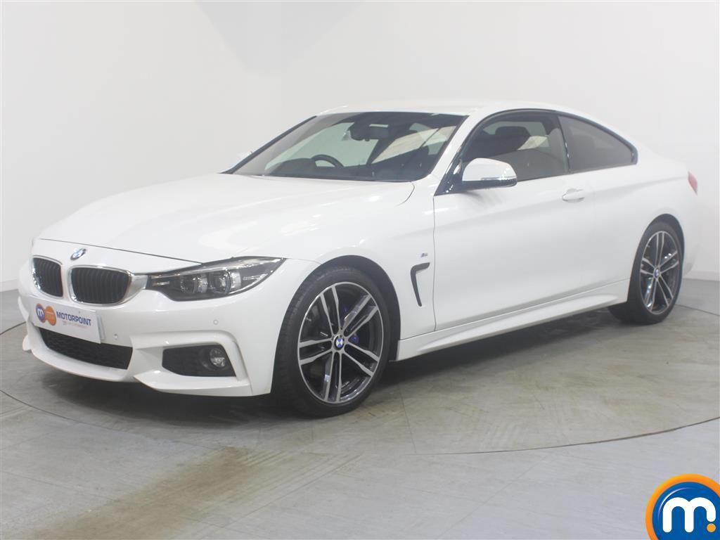 BMW 4 Series M Sport - Stock Number (983334) - Passenger side front corner