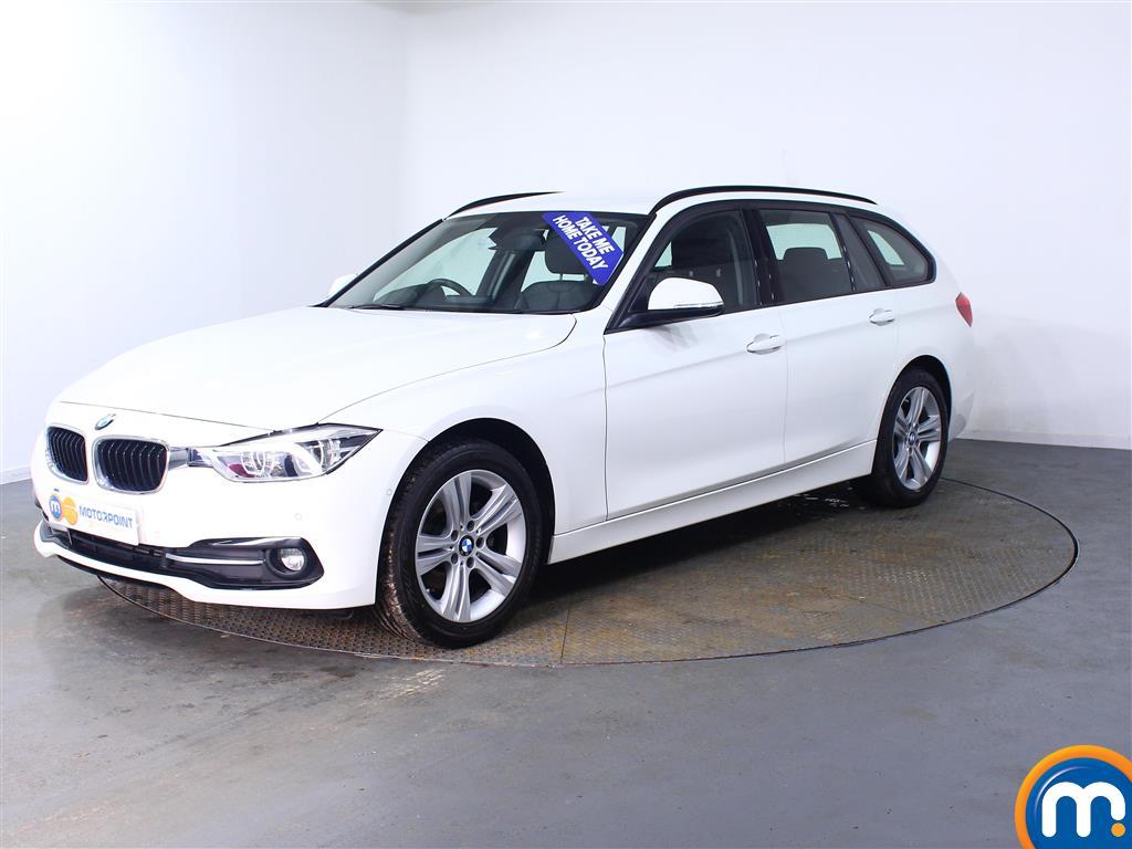 BMW 3 Series Sport - Stock Number (985989) - Passenger side front corner