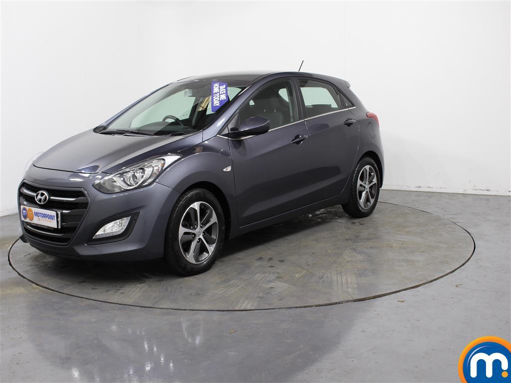 Hyundai I30 SE - Stock Number (975533) - Passenger side front corner
