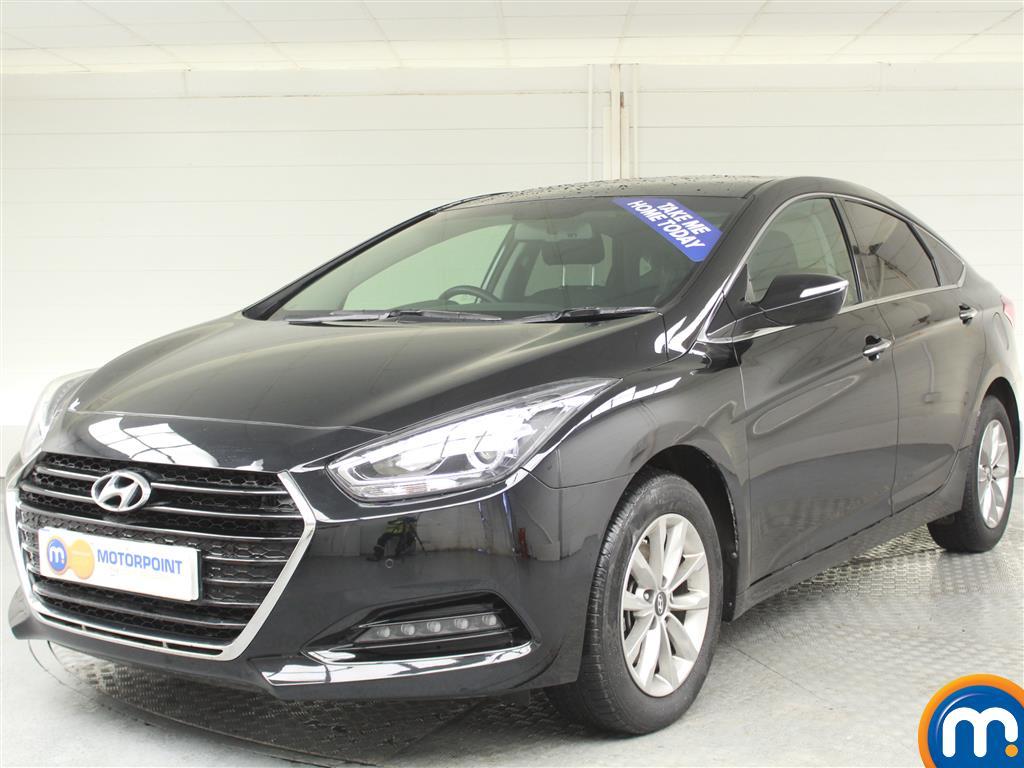 Hyundai I40 SE Nav - Stock Number (984816) - Passenger side front corner