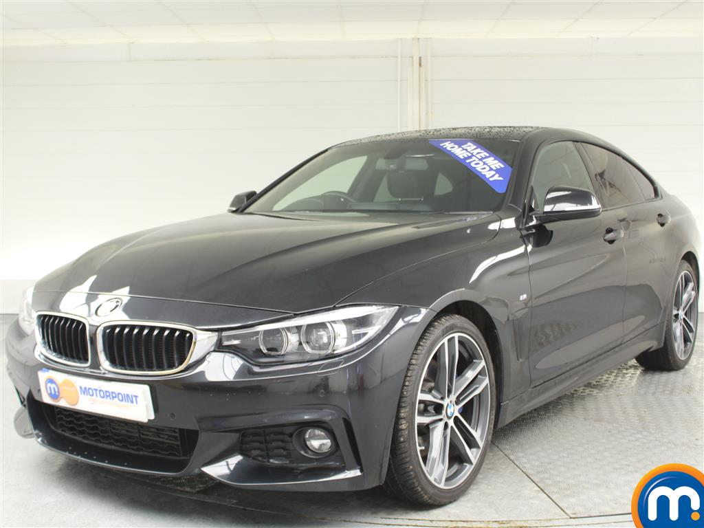 BMW 4 Series M Sport - Stock Number (971180) - Passenger side front corner