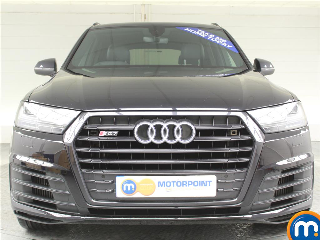 Audi Q7 SQ7 Automatic Diesel 4X4 - Stock Number (983903) - Front bumper