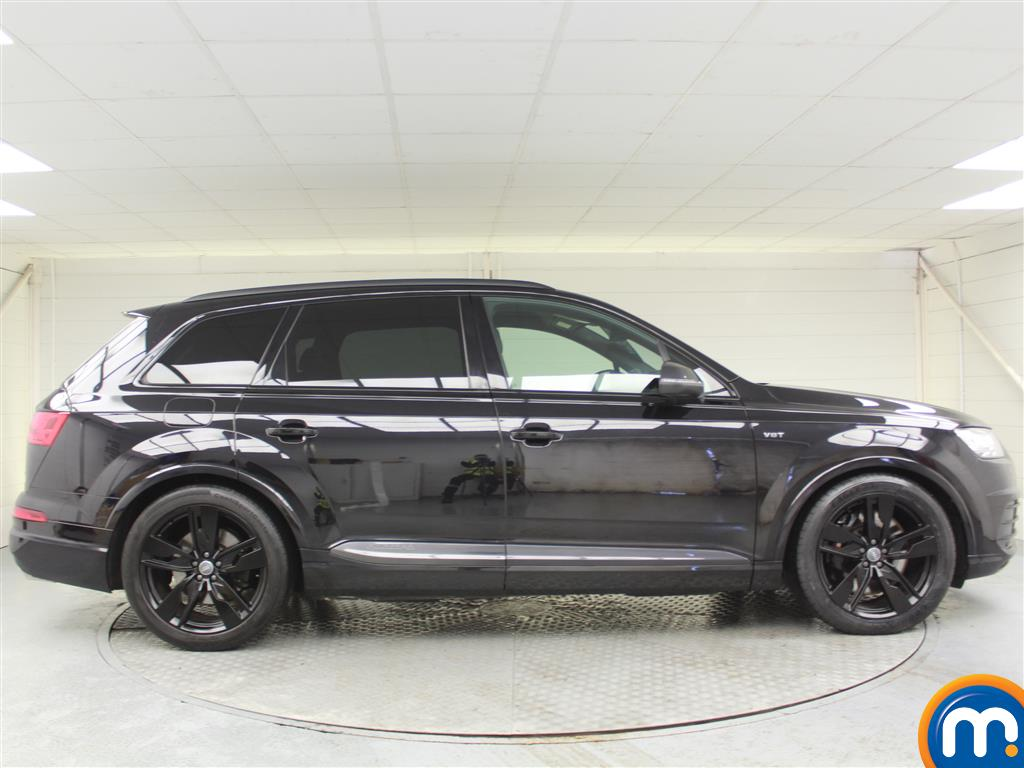 Audi Q7 SQ7 Automatic Diesel 4X4 - Stock Number (983903) - Drivers side