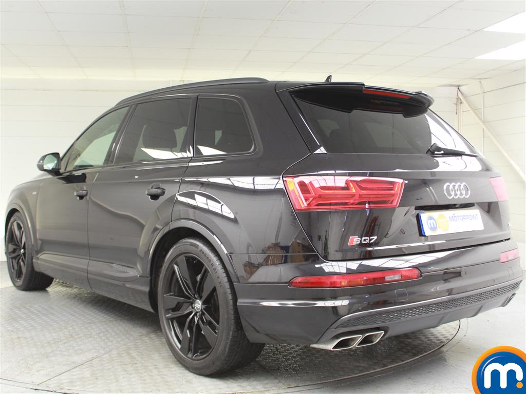 Audi Q7 SQ7 Automatic Diesel 4X4 - Stock Number (983903) - Passenger side rear corner
