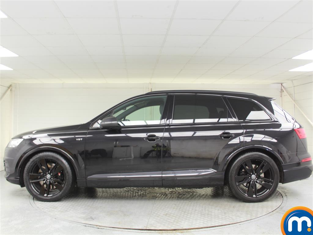 Audi Q7 SQ7 Automatic Diesel 4X4 - Stock Number (983903) - Passenger side