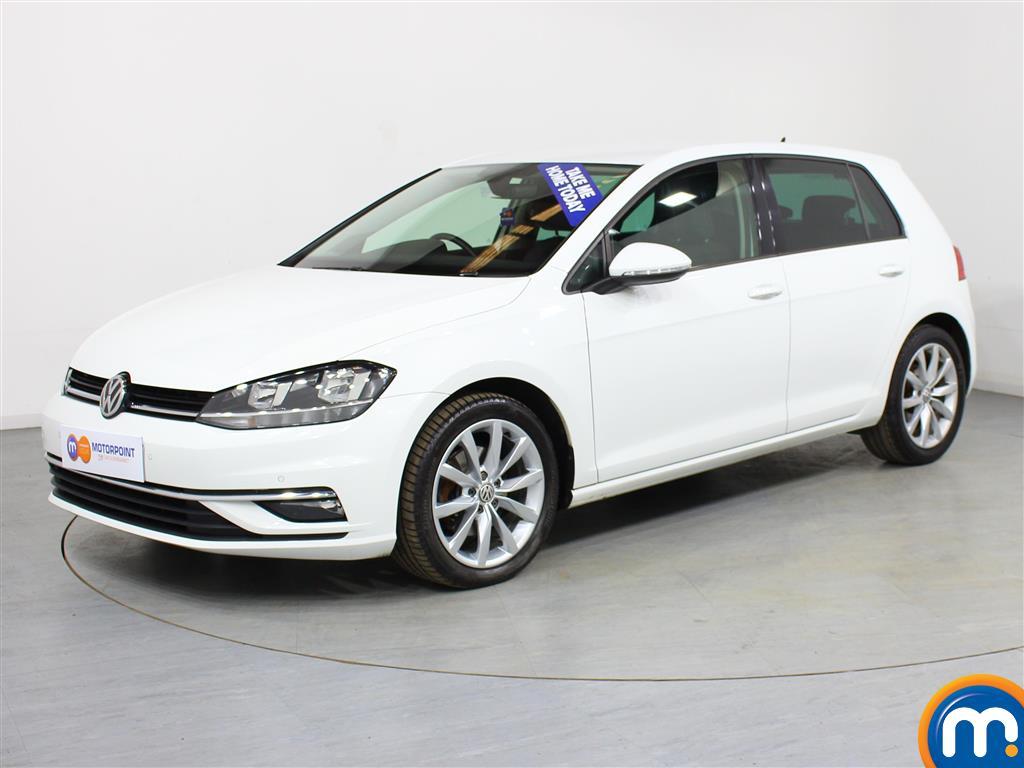 Volkswagen Golf GT - Stock Number (988810) - Passenger side front corner