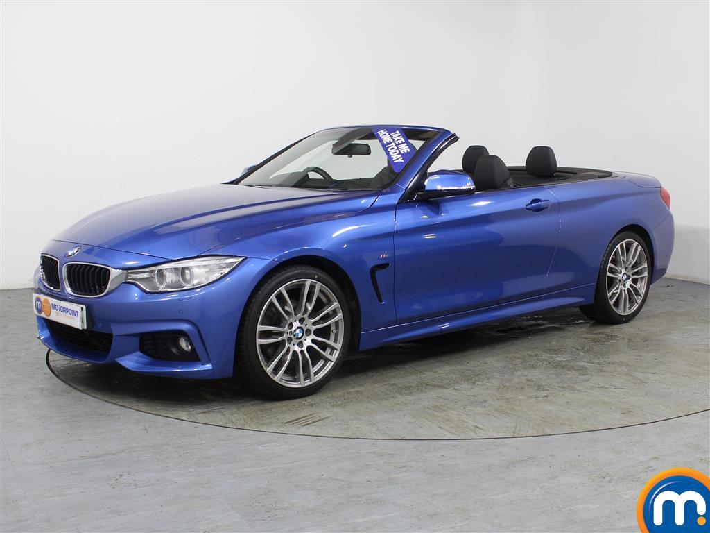 BMW 4 Series M Sport - Stock Number (974826) - Passenger side front corner